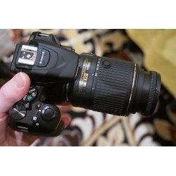 Small Crop Of Nikon D5300 Vs D5500