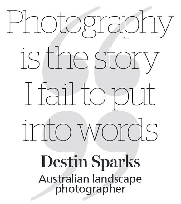 Quote of the week - Amateur Photographer