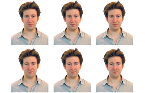 How to make your own passport photos at home from correct passport