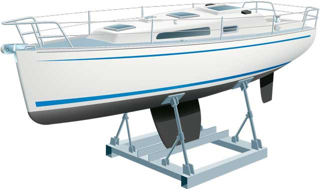 How to repair big holes in GRP boats - Practical Boat Owner
