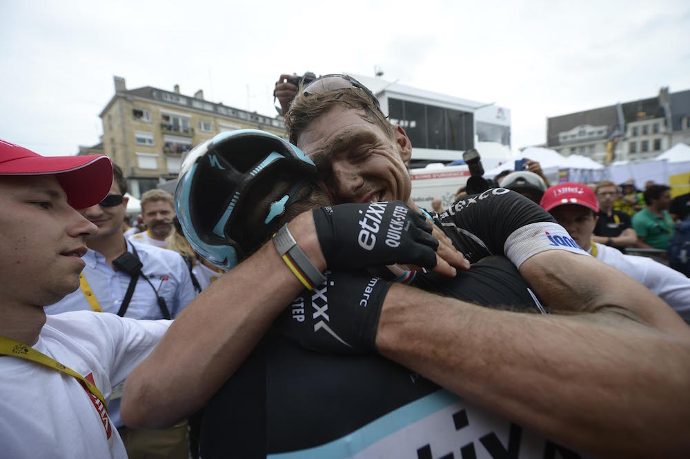 Eight examples of great teamwork at the Tour de France - Cycling Weekly