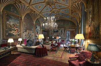 Gothic Girl Live Wallpaper Castles With Exceptional Shoots Eastnor Castle