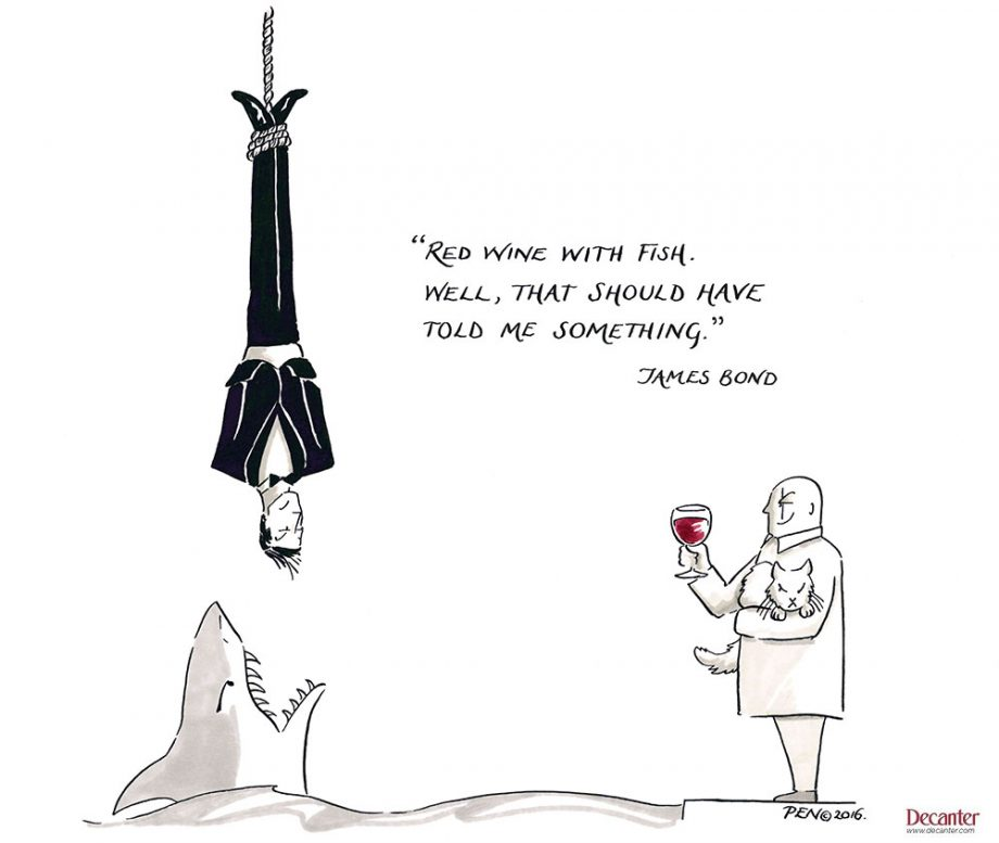 Funny quotes about wine - a Decanter guide