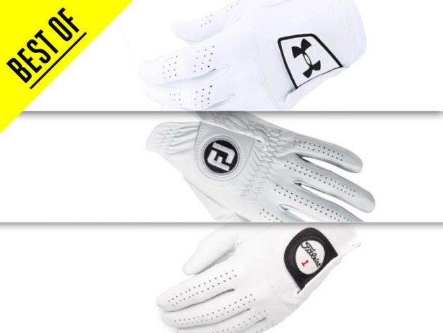 Best Golf Gloves 2018 - These all offer superb grip and comfort