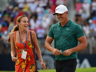 Who Is Brooks Koepka's Girlfriend? - Meet Jena Sims