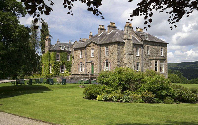 Garden Of Life Perfect Food Bar Scottish sporting estate for sale - Country Life