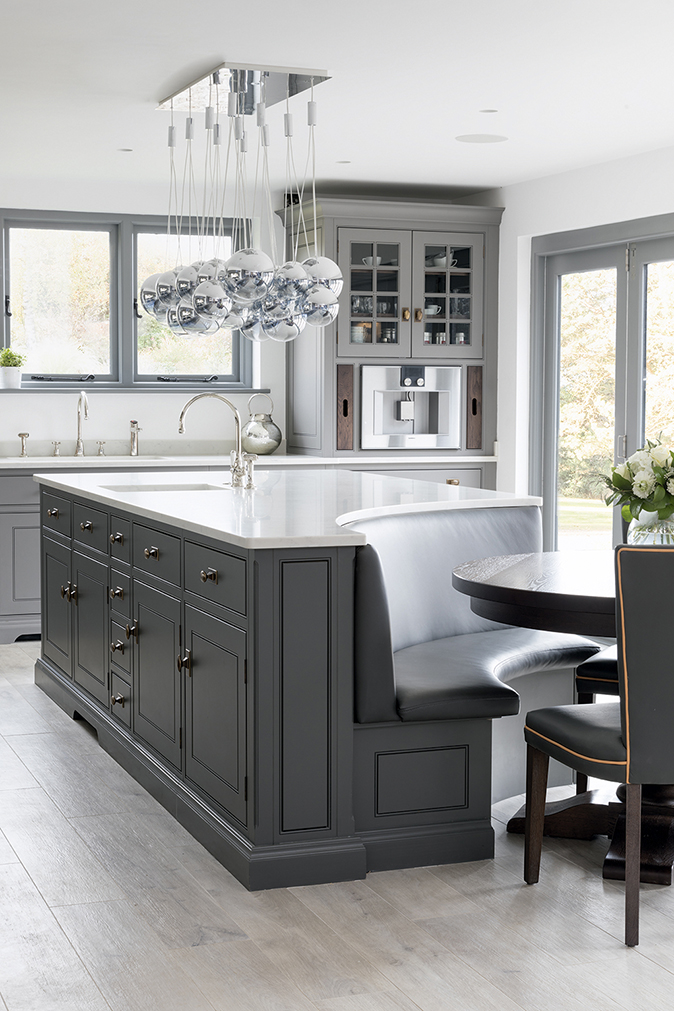 Kitchen Island With Range Cooker Nine Lovely Kitchen Islands - Country Life