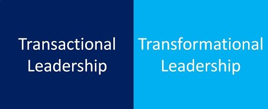 Difference Between Transactional and Transformational Leadership - transformational leadership definition