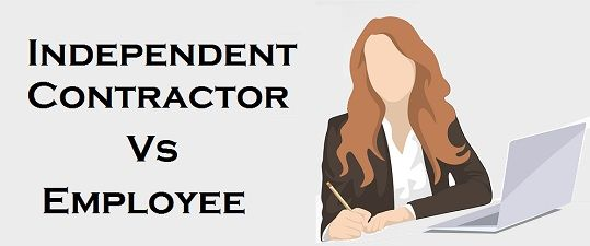 Difference Between Employee and Independent Contractor (with - differences employee independent contractor