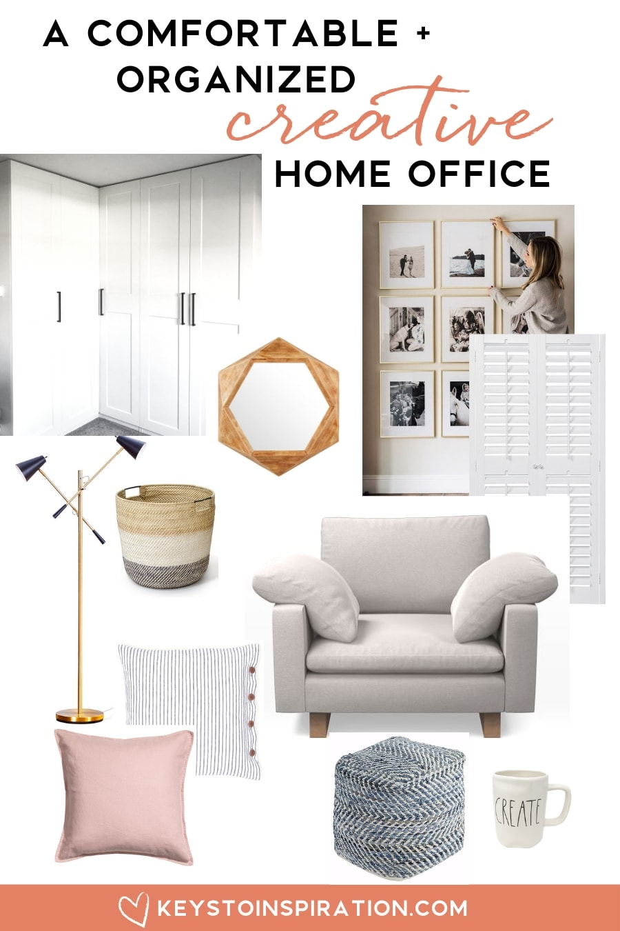 Home Office Club Planning A Comfortable And Organized Creative Home Office Keys To