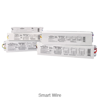 Sign Ballasts Smart Wire Parallel Wire Keystone Technologies