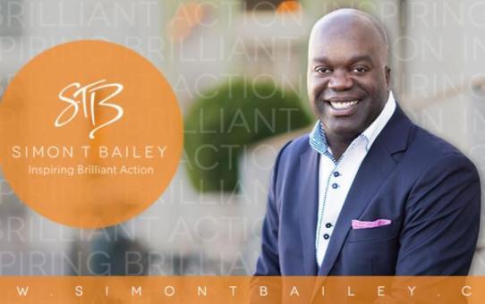 Simon T Bailey
