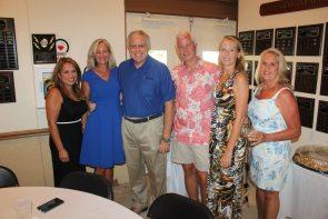 Yessenia Ramirez, Paula and Hal Leftwich, Gene and Sherry Thompson, Diane Weitz