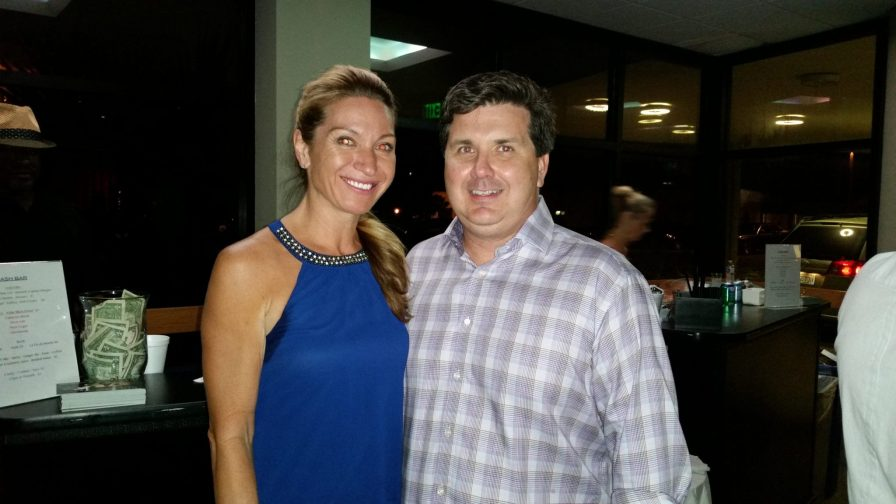 Jimmy and Natasha Lane seem to have a perpetual smile. Jimmy is the principal broker with the Jimmy Lane Real Estate Team.