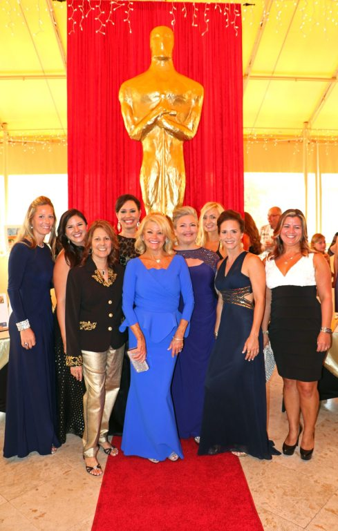 The American Cancer Society has one of the best committees in the Keys to back such a grand event. The red carpet stars are Jill Cranney-Gage, Lee Sheehan, Carrie Helliesen, Yvette Talbott, Lindy Roth, Kim Flowers, Jenny Flannigan, Jessica Cranney and Kristy Geary.