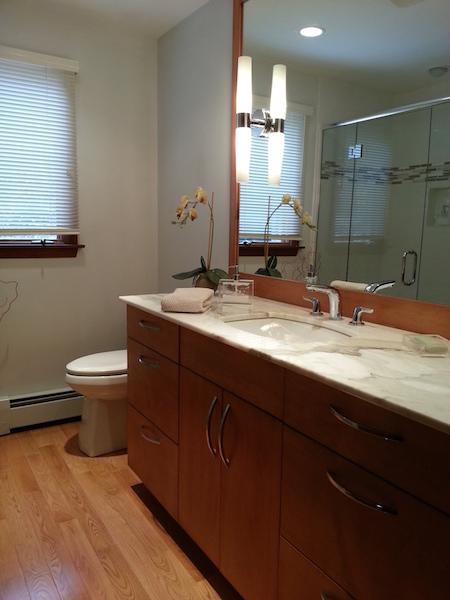Modern Bathroom Remodel 2