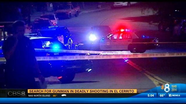 Shooting In El Cerrito Leaves 1 Dead And 1 Injured Cbs