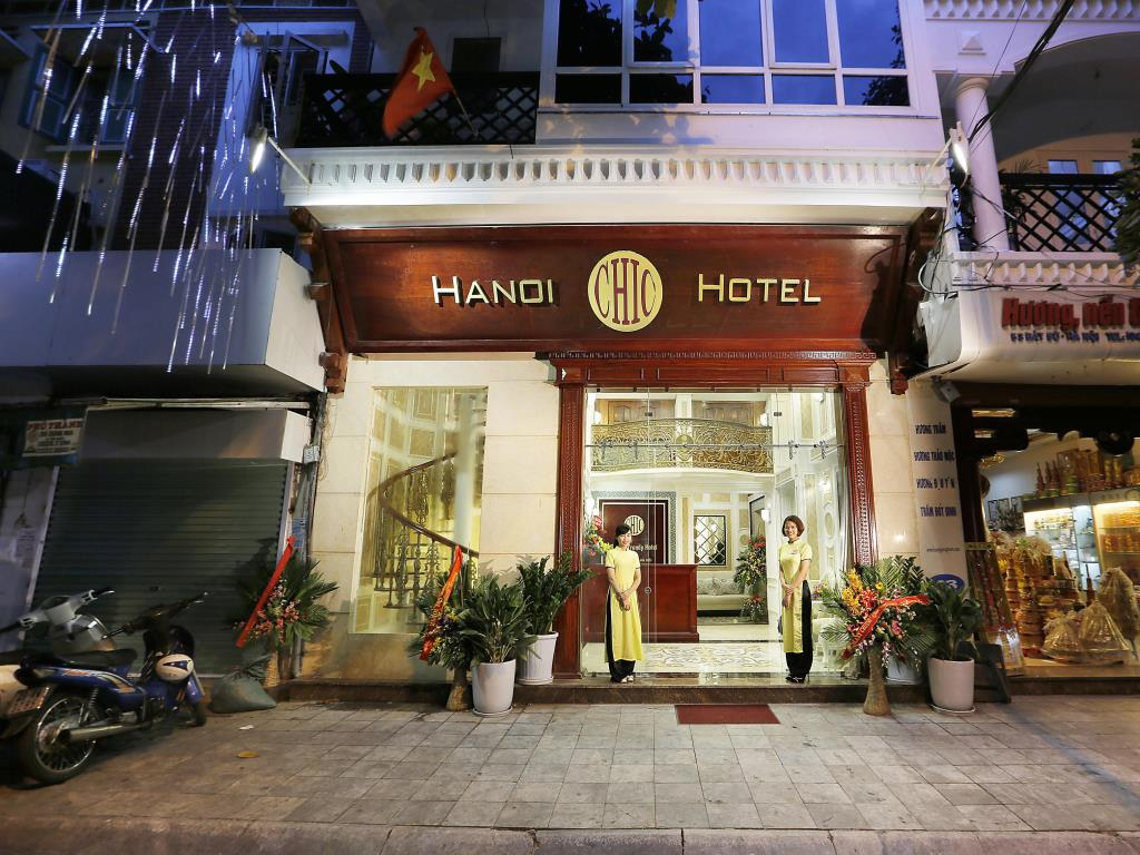 Hanoi Hotel Chic Boutique Hotel Hanoi Kfn Travel Guide