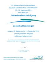 Jahrestagung-der-DGKFO-in-München_2014