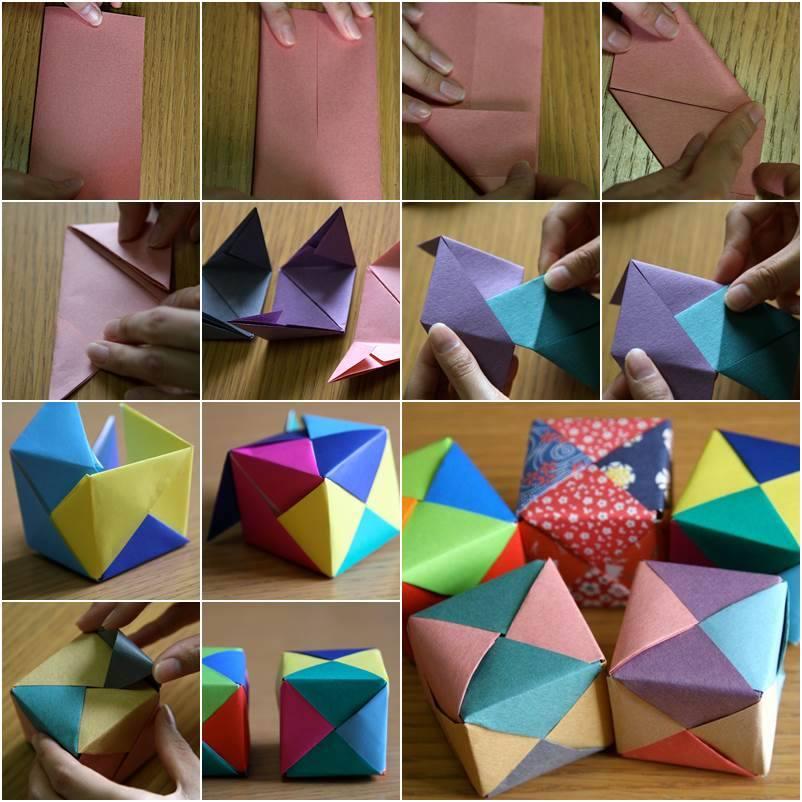 Paper Box Banao Asani se Art and Creativity kfoods