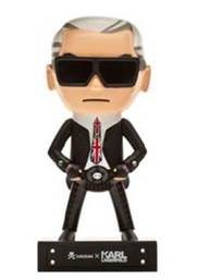 Mr. UK, part of Karl Lagerfeld's tokidoki collection.