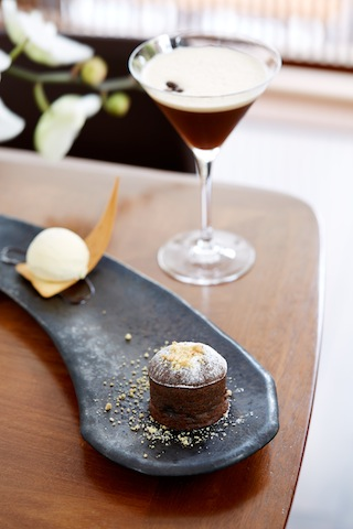 Chocolate and Hazelnut Fondant