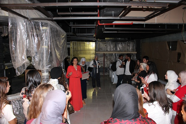 Explaining the concept behind Dikakeen,  a new Kuwaiti Restaurant