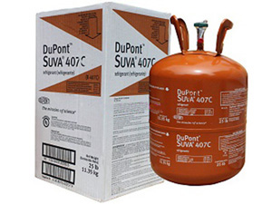 Gas lạnh Suva Dupont-R407C