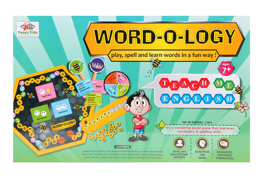 Baby Cots Game Buy Word O Logy Spell Learn Words Online In India