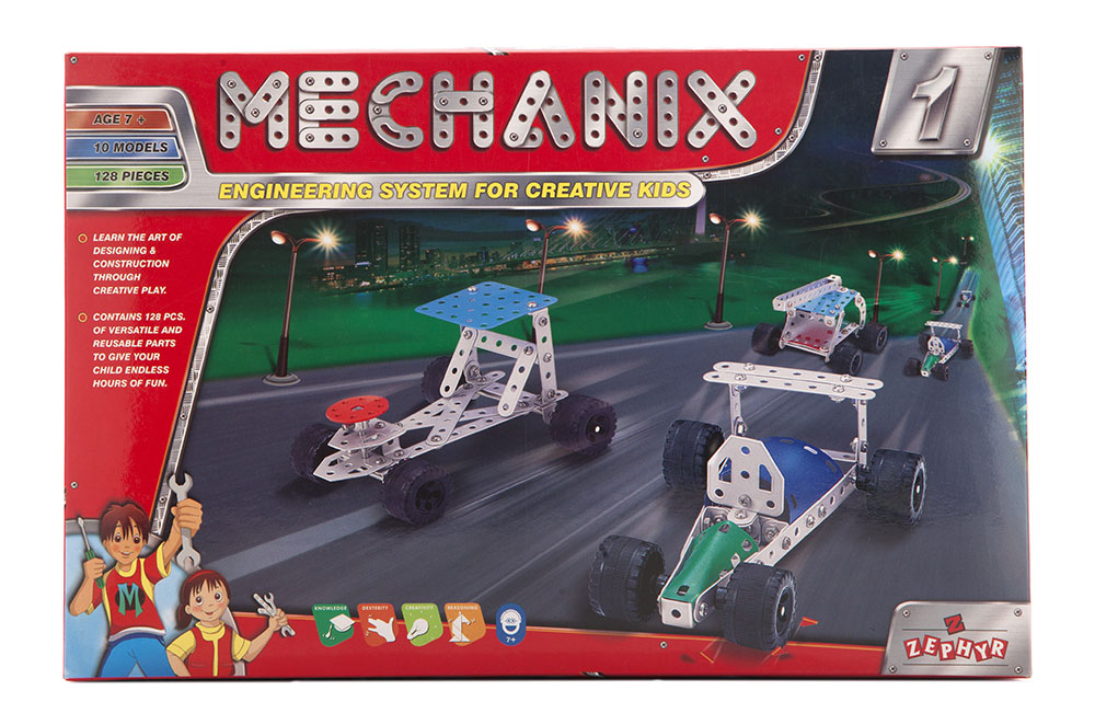 Baby Cots Game Buy Mechanix 1 Online In India • Kheliya Toys