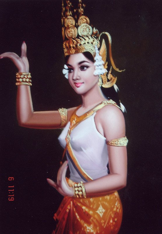 Animal Pak Wallpaper Portrait Paintings Khmerpainting