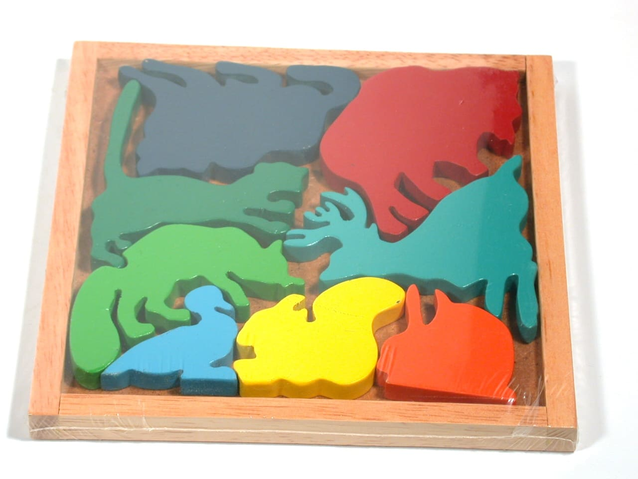 Puzzle Holz Geduldspiel Puzzle Tiere Holz
