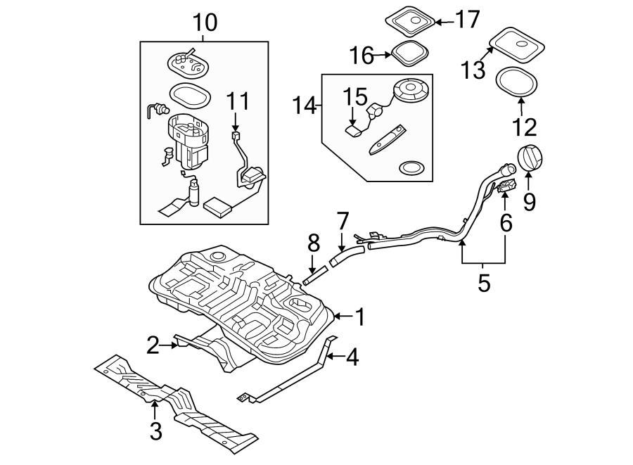 2007 kia sportage Motor diagram