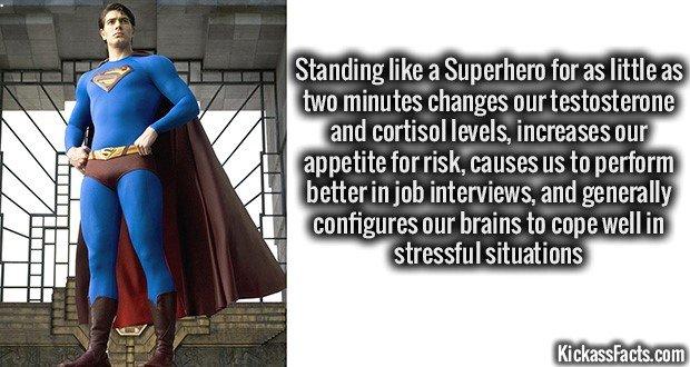 1133 Superhero Pose