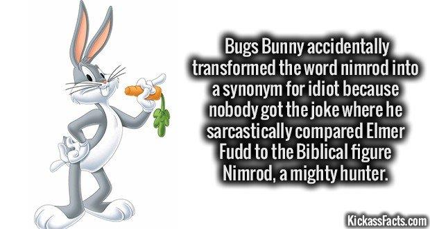 1434 Bugs Bunny Nimrod