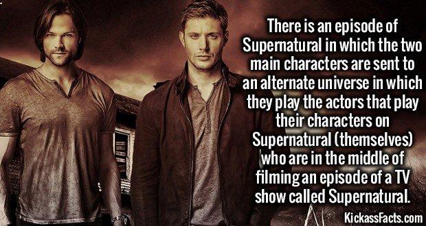 1711 Supernatural