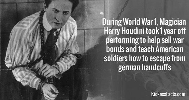 491Harry Houdini