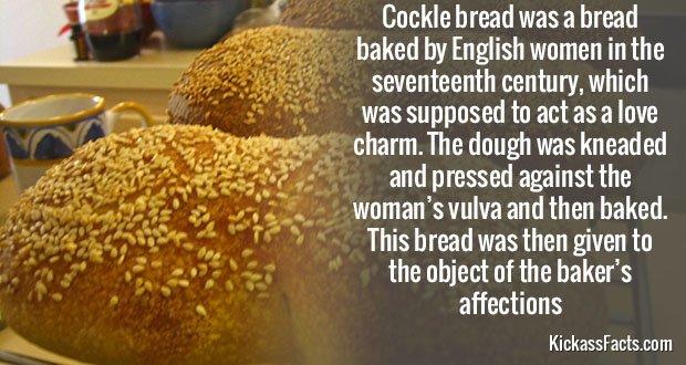 499Cockle Bread