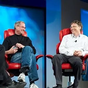 Gates-Jobs-Interesting Facts About Bill Gates