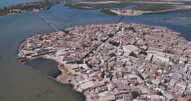 Fadiouth, Island, Dakar-Most Densely Populated Places on Earth