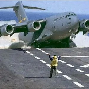 C 17 On Aircraft Carrier 20 Interesting Facts A...