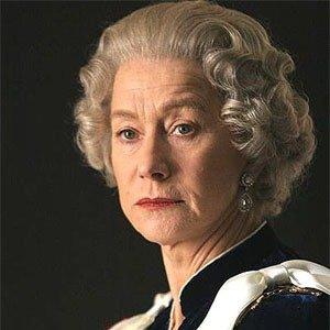 Helen Mirren Queen