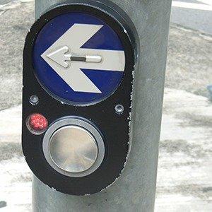 Pedestrian crossing buttons