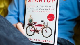 $100 Startup book from Chris Guillebeau