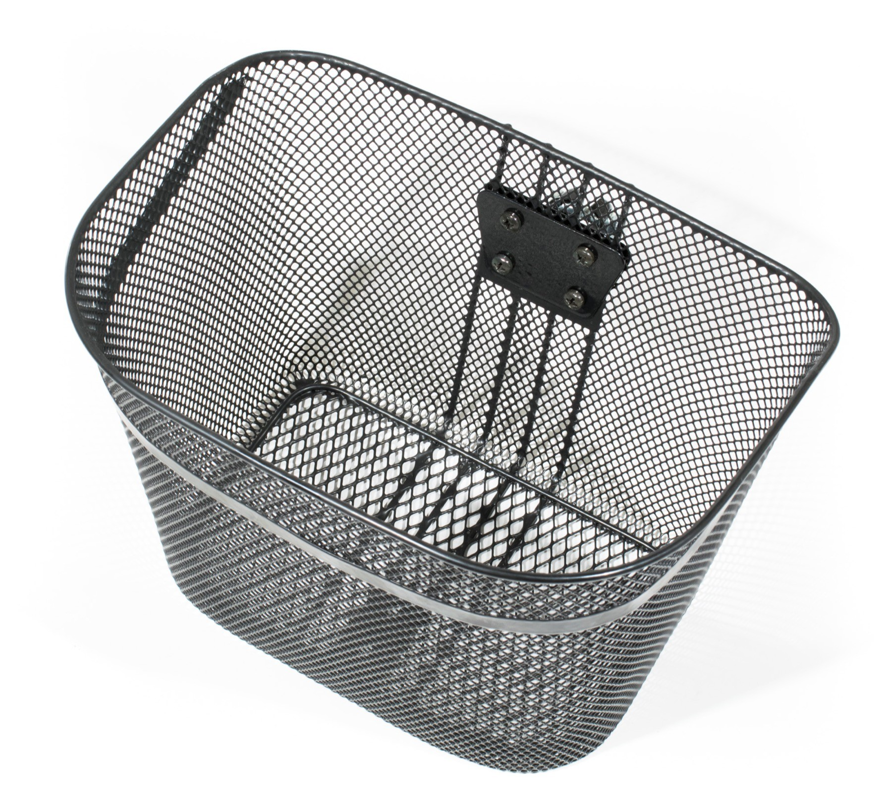 Bike Basket Big W Kickbike Worldwide Big Fixed Basket Accessories Kickspark