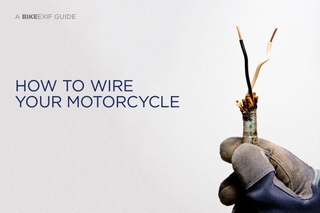 Tutorial Motorcycle Wiring 101 Bike EXIF