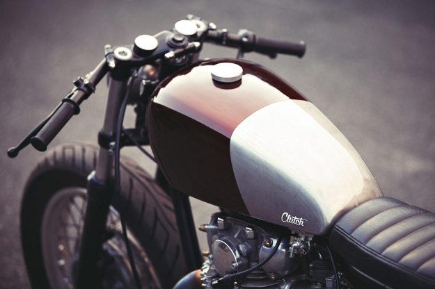 Low flyer Yamaha XS650 by Clutch Custom Bike EXIF