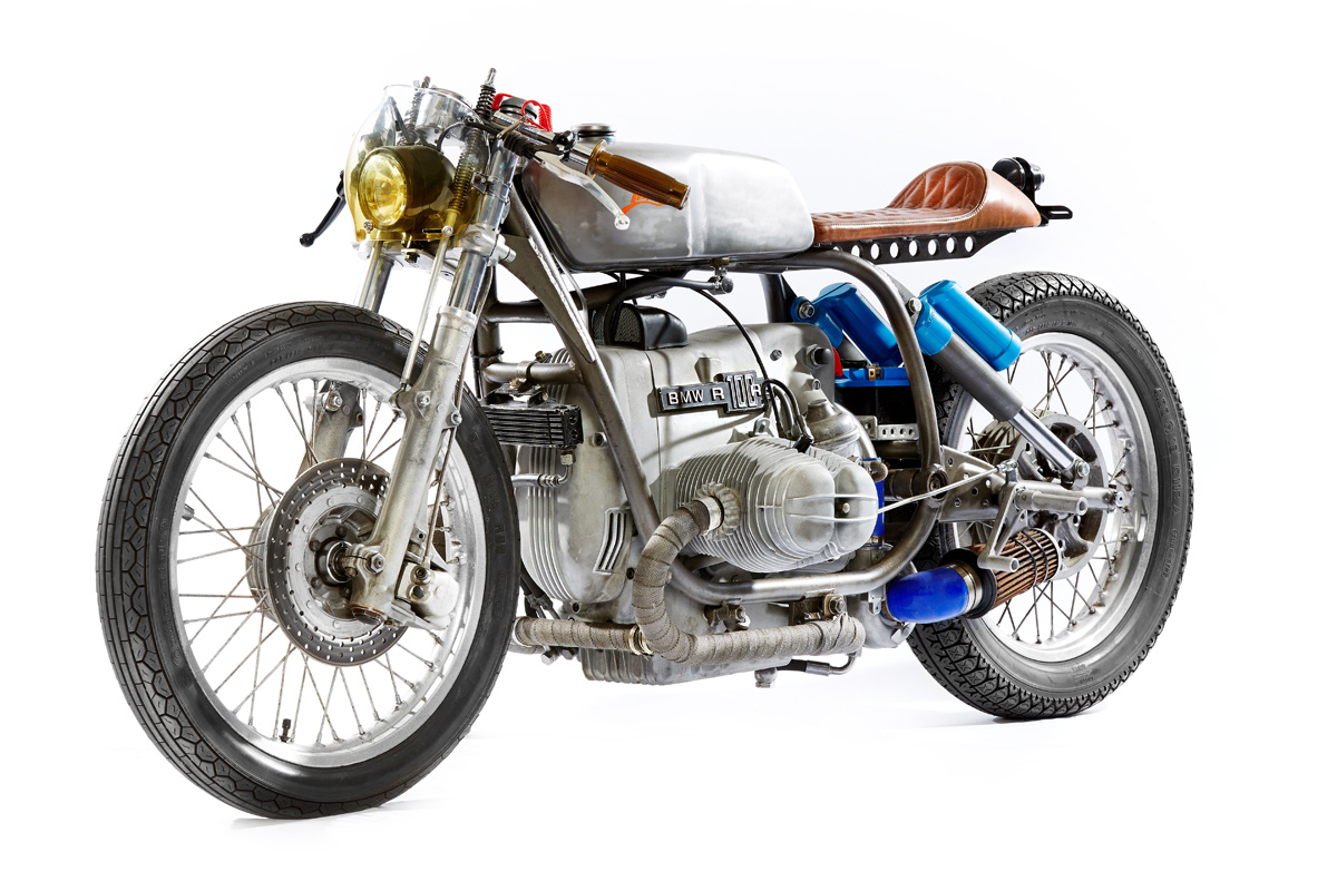 Be Turbo Ill Be Blown This Bmw R100 Is Packing A Porsche Turbo