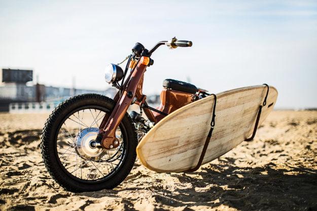 Beach Tracker Honda Cub T