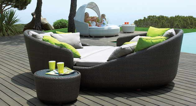 Divani E Poltrone Da Terrazzo Eclipse Relaxer – The Ultimate Relaxing Outdoor Sofa